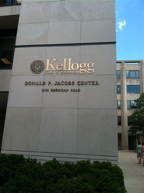 Kellogg Mba Transfer by A Visit To Northwestern College Expert