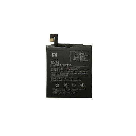 Baterai Battery Xiaomi Redminote 3 Ori Bm46 xiaomi battery bm46 redmi note 3 4050mah