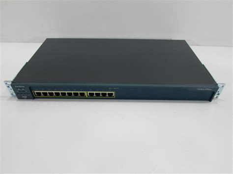 12 ethernet switch cisco ws c2950 12 catalyst 2950 ethernet switch
