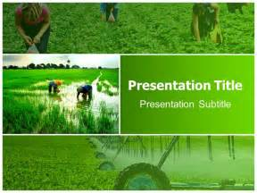 agriculture powerpoint template agriculture presentation templates free