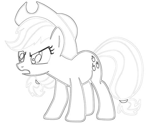free apple jack coloring pages