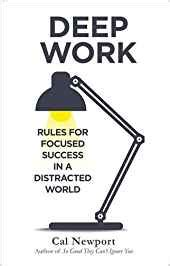 deep work rules for 0349411905 deep work rules for focused success in a distracted world amazon de cal newport