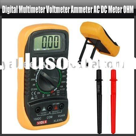Volt Meter Digital Vst Multi Display 2 Mode Led Back Light multimeter digital meter multimeter digital meter