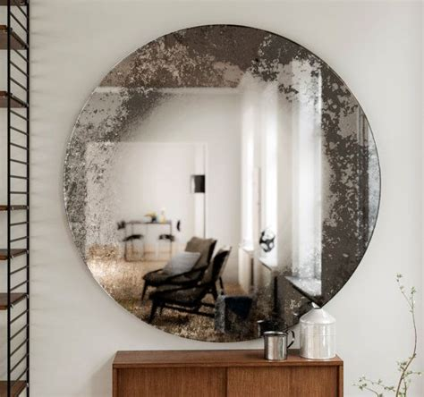 25 best ideas about antiqued mirror on
