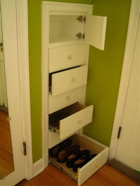 built in shoe storage built in shoe storage by lazypaddler lumberjocks