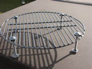 Big Green Egg Grate Rack by How To Make A Home Made Raised Grid For A Large Or Xl Big