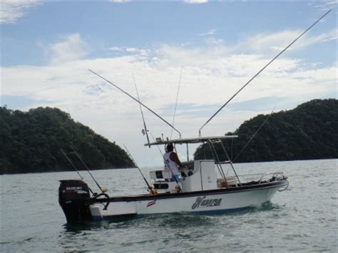 panga boat costa rica panga fishing boat herradura bay small or big pang
