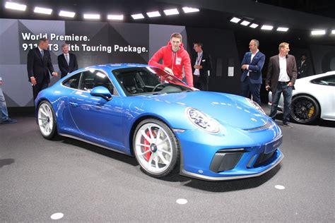 Porsche 911 Gt3 Rs Preis by Porsche 911 Gt3 Touring Paket 2017 Preis Spoiler