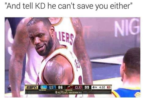 Lebron Meme - the hate is real for kevin durant following his move to