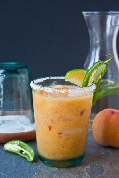 jalapeno simple syrup peach jalape 241 o margaritas recipe