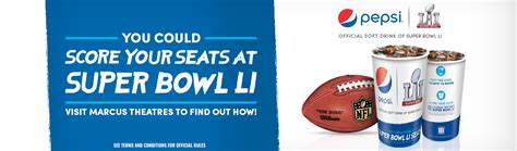 Pepsi Nfl Sweepstakes - pepsi super bowl 51 sweepstakes
