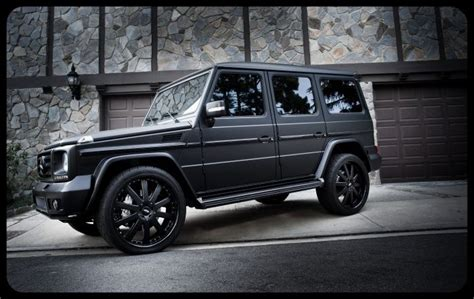 jeep wagon black matte black g wagon matte black black jeep and cars