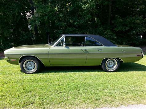 Original Dodge by 1970 Dodge Dart Survivor 25 332 Original