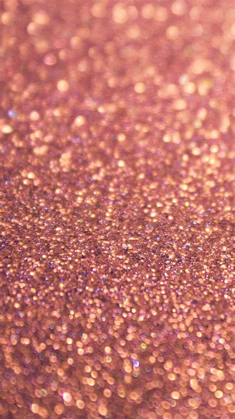rose gold rose gold glitter sparkles iphone 6 wallpaper sparkle
