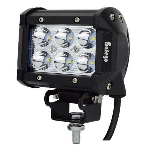 cree led light 12v 1pcs 18w led work light 12v 24v cree led headlight l
