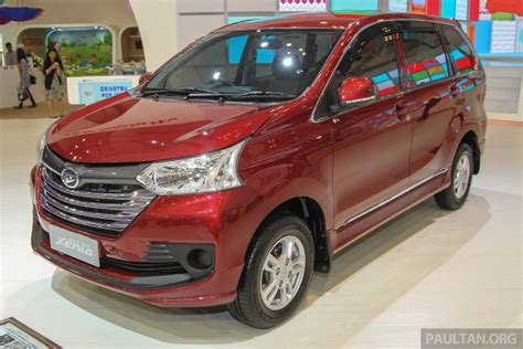 Lu Projector All New Avanza Giias 2015 Daihatsu Xenia Facelifted Avanza S