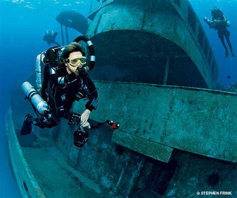 tech dive alert diver technical diving