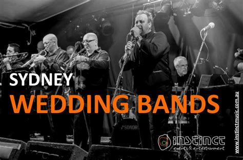 Sydney Wedding Bands   Wedding Music Sydney   Sydney Reception