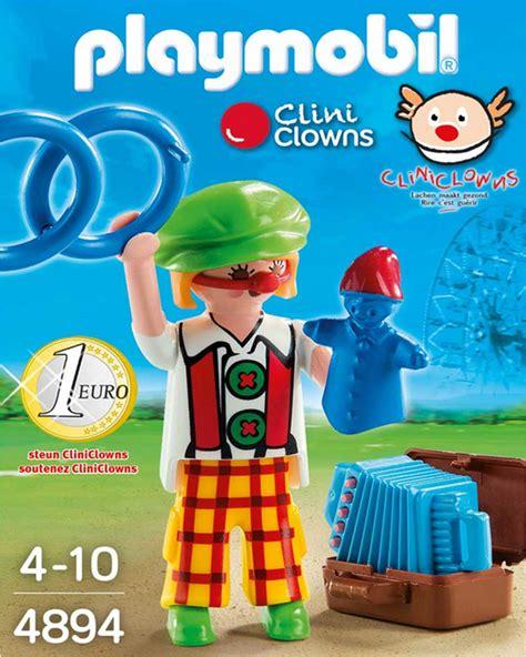 playmobil set 3341 a bel playmobil set 4894 bel net clini clown klickypedia