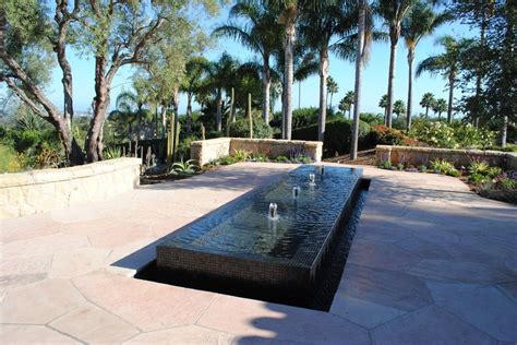 modern water features contemporary water fountain pertaining to your own home