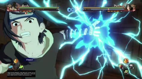 naruto shippuden ultimate ninja storm  sasuke  itachi youtube