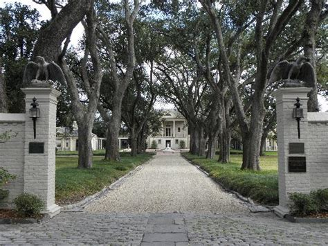 Longvue Gardens by Front Entrance Picture Of Longue Vue House And Gardens New Orleans Tripadvisor