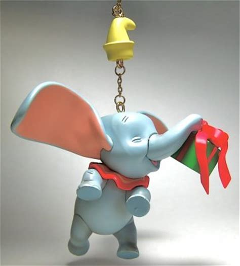 dumbo ornament dumbo with gift ornament grolier from our