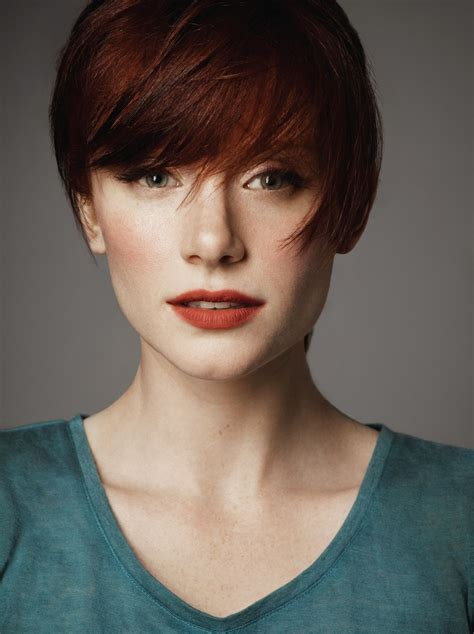 beautiful celebrities who have dark red hair aelida bryce dallas howard photo 319 of 337 pics wallpaper