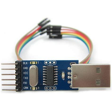 Usb To Ttl Converter ch340g serial port debugger usb to ttl converter adapter