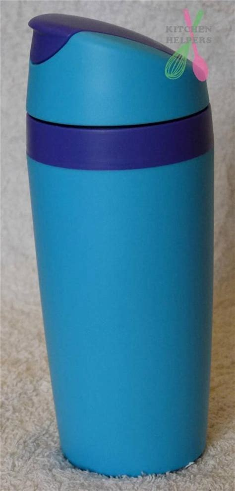 Tupperware X Treme Cafe Mug Coffee Tumbler tupperware communter cafe out insulated coffee mug choose color and style new ebay