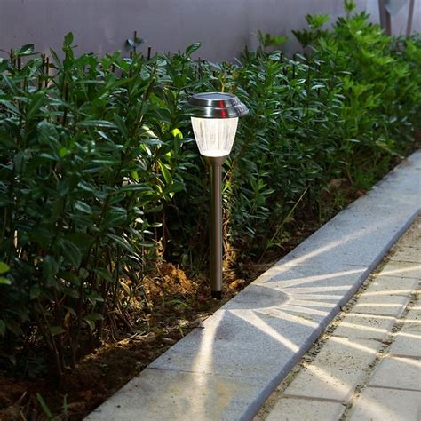 electric led garden lights 13 best outside garden lights reviewed 2018 planted well