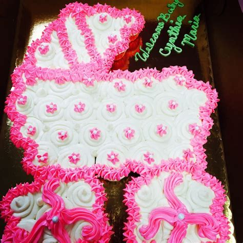 baby shower pull apart cupcake cake yelp