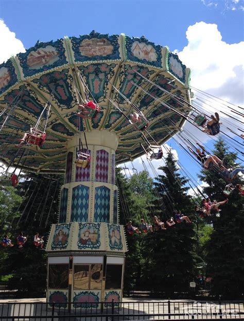wonderland swing ride when you take your kids to canada s wonderland