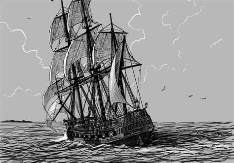 barco pirata dibujo a lapiz lengua y literatura canci 211 n del pirata
