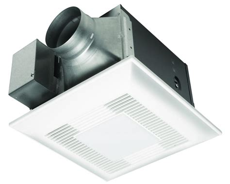 exhaust fan with light for bathroom choosing a bath ventilation fan hgtv