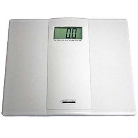 professional home care digital floor scale 397 lb capacity each 12 1 4 w x 12 1 4 d inch 800kl healthometer 822kls professional home care digital scale 400 x 0 1 lb coupons and discounts
