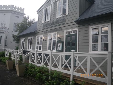 the lobster house reykjavik humarhusid the lobster house picture of humarhusid reykjavik