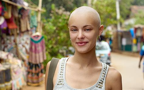 completely bald women bald and beautiful i want to love myself completely so