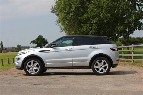 land rover review land rover range rover evoque review parkers