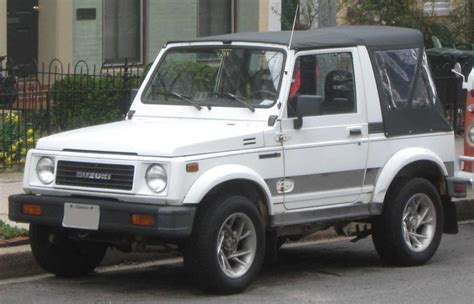 Suzuki Samuari New Car Modification Suzuki Samurai Pictures