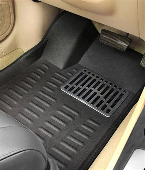 Where Can I Buy Car Mats by 3d Car Floor Mat Black Complete Car Set For Hyundai I 20