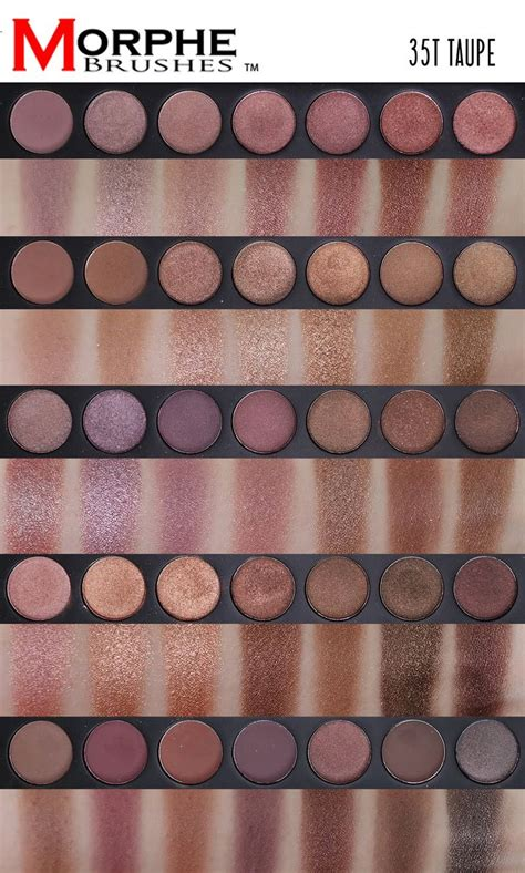 Makeup Morphe 25 best ideas about morphe eyeshadow palette on