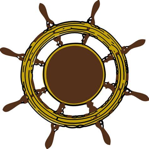 boat steering wheel clipart ship steering wheel clip art at clker vector clip