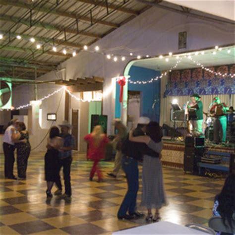 la villita dance hall tropical trail region