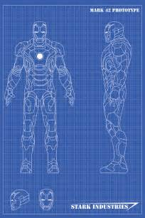 create blueprints iron man blueprints mk42 by nickgonzales7 deviantart com