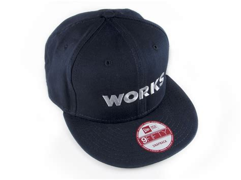Topi Snapback Toyota Motor Sports works new era 9fifty snapback hats