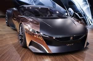 Are Peugeot Cars Peugeot Car Models At Motor Show 2012
