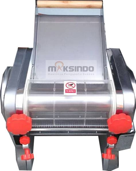 Mesin Mie mesin cetak mie mks 220 roll stainless toko mesin
