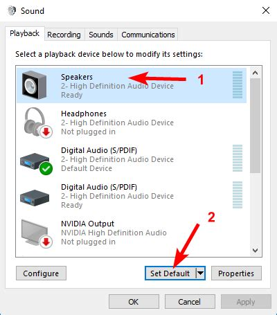 how to fix no sound on windows 10 driver easy