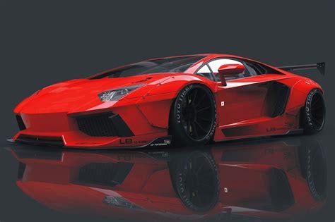Liberty Walk is going to build a widebody Lamborghini